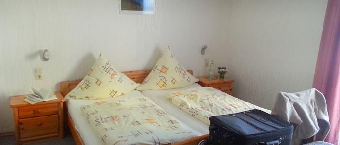 Zimmer - Gasthaus Grüner Berg